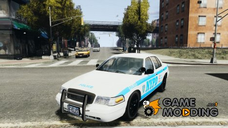 Ford Crown Victoria 2003 v.2 NOoSe для GTA 4