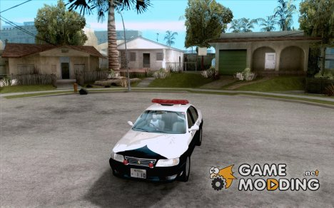 Nissan Cefiro A32 Kouki Japanese PoliceCar for GTA San Andreas