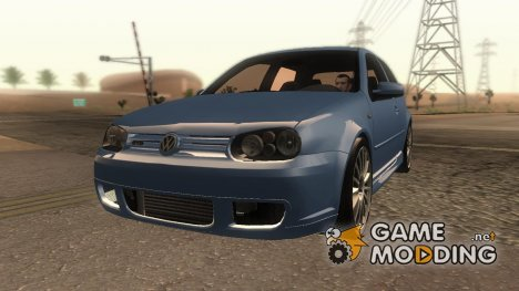 VW GOLF R32 - Stock for GTA San Andreas