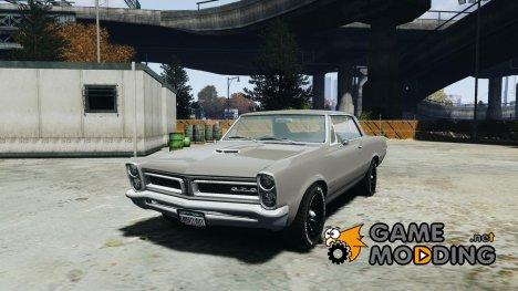 1965 Pontiac GTO for GTA 4