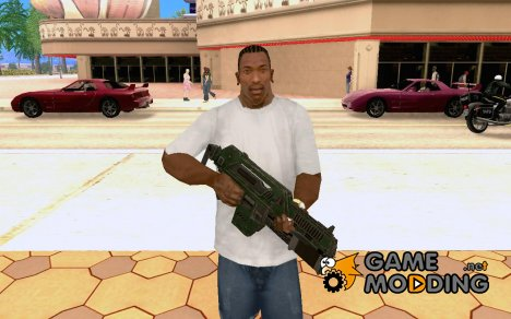 New M4 for GTA San Andreas