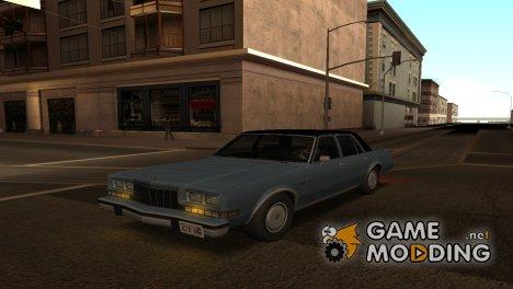 1981-1987 Dodge Diplomat для GTA San Andreas