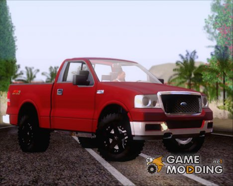 Ford F-150 2005 Fx4 Single Cab for GTA San Andreas