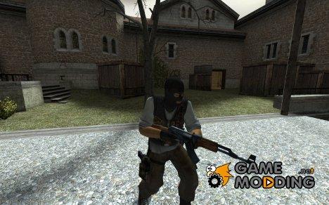 Urban Pheonix Camo для Counter-Strike Source
