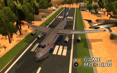 АН-124 Руслан for GTA San Andreas
