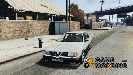Alfa Romeo 164 for GTA 4