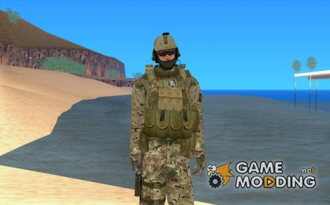 Seal Team 6 from CS:GO for GTA San Andreas