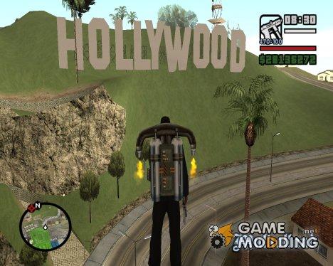 Реальный мир by Wake for GTA San Andreas