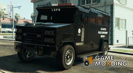 Brute Riot Mapped Default-Style 2.1.0 for GTA 5