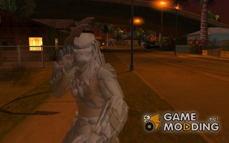 Effects of Predator v 1.0 for GTA San Andreas