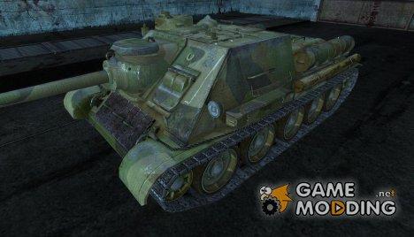 СУ-100  Infernus_mirror23 for World of Tanks