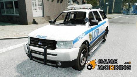 Police Landstalker-V1.3i for GTA 4