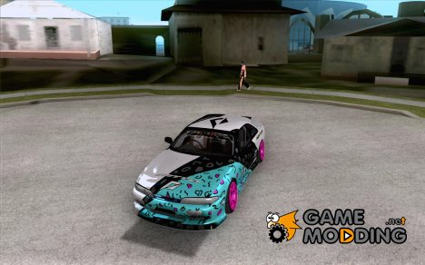 Nissan Silvia S14 Matt Powers 2011 для GTA San Andreas