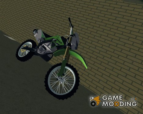 Kawasaki KLX 150 SE for GTA Vice City