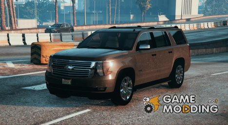 2015 Chevrolet Tahoe LTZ for GTA 5