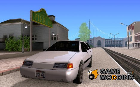 Новый Стратум для GTA San Andreas