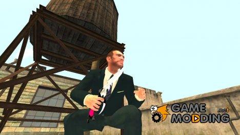 GNWP Knife for GTA 4
