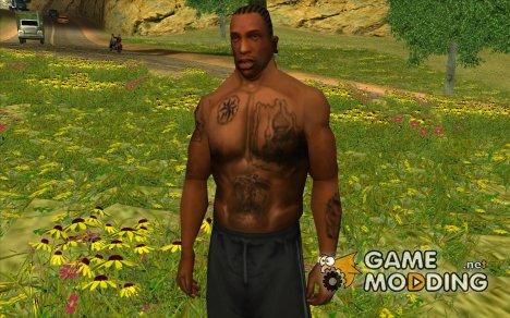 Блатные наколки for GTA San Andreas