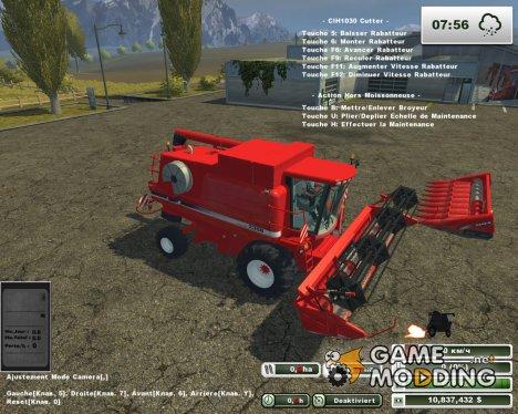 Case IH 2388 v2.0 for Farming Simulator 2013