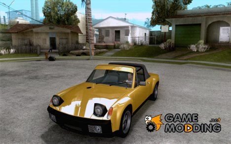 Porsche 914-6 for GTA San Andreas