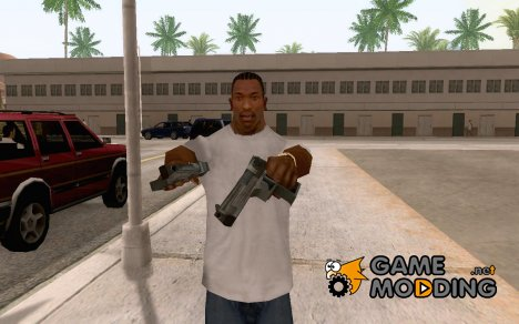 Night Hawk .50C из CS: Source для GTA San Andreas