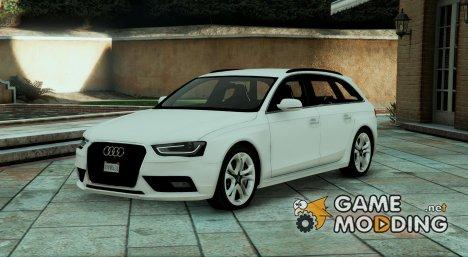 2013 Audi A4 Avant для GTA 5