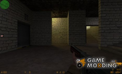 DOD's Thompson for Counter-Strike 1.6