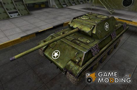 Шкурка для Panther M10 для World of Tanks