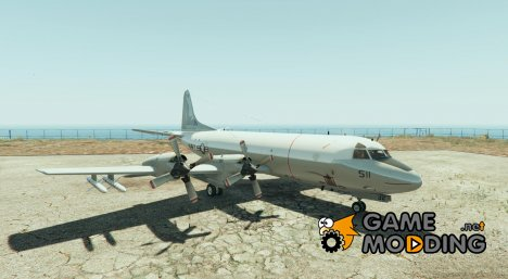 Lockheed P-3 Orion P-3 AEW для GTA 5