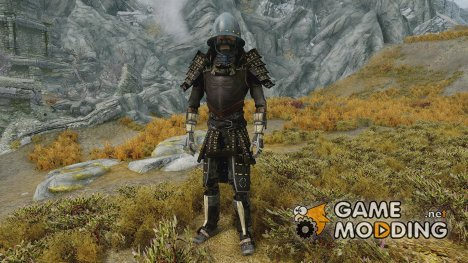 Nanban do Gusoku - Japanese Southern Barbarian Armor for TES V Skyrim