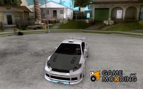 Mitsubishi Eclipse GT NFS-MW for GTA San Andreas