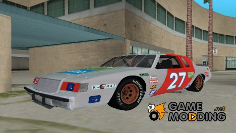 "1983 Buick Regal ""Hotring"" for GTA Vice City"