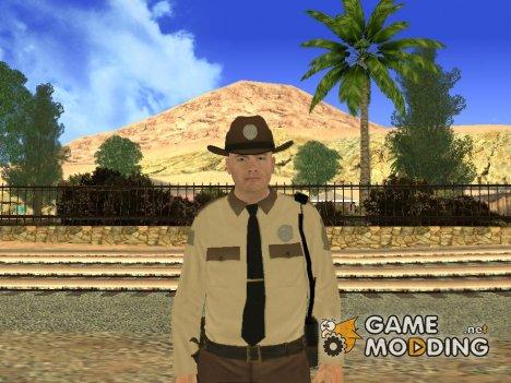 DSHER (Полиция) for GTA San Andreas