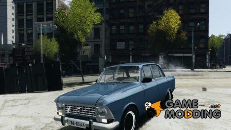 Москвич 412 for GTA 4