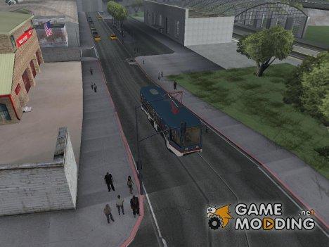 Пак поездов v.1 By Vone для GTA San Andreas