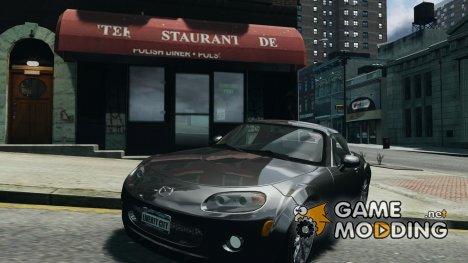 Mazda MX-5 для GTA 4