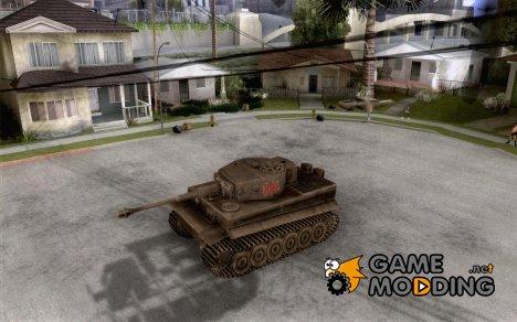 Tiger для GTA San Andreas
