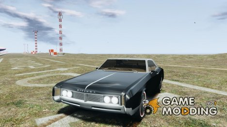 Buick Riviera 1966 v1.0 для GTA 4