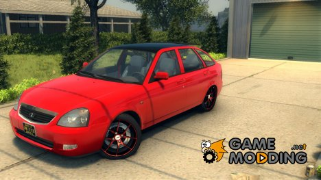 Lada Priora Hatchback for Mafia II