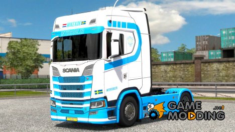 Mike Kok для Scania S580 for Euro Truck Simulator 2