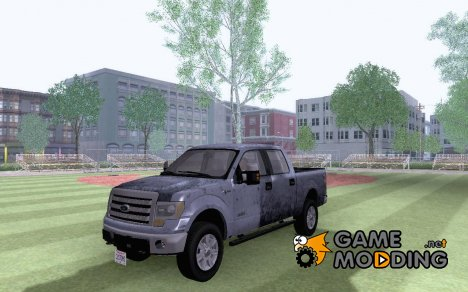 Ford F-150 Platinum Final 2013 для GTA San Andreas
