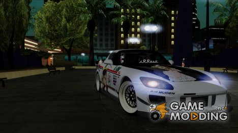 Honda S2000 Itasha - K-on для GTA San Andreas