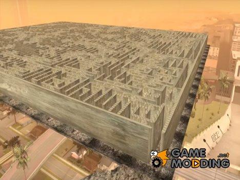 Лабиринт для GTA San Andreas