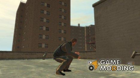 "Кеды ""Ecko"" для GTA 4"