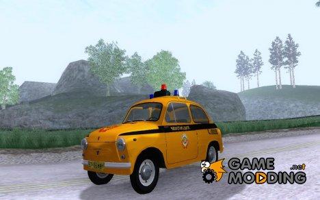 ЗАЗ-965 Советская милиция for GTA San Andreas