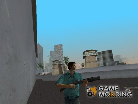 Tombstone из Saints Row 2 for GTA Vice City