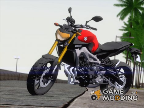 Yamaha MT 09 for GTA San Andreas