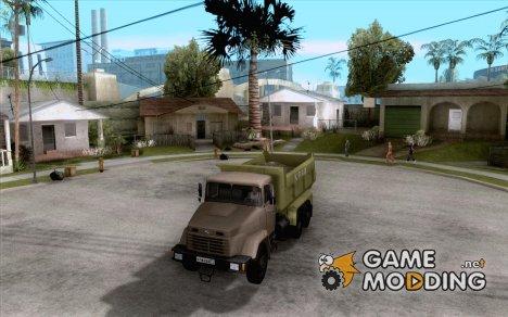 KrAZ 65055 Самосвал for GTA San Andreas