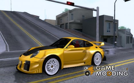 Porsche 911 Turbo Tuning для GTA San Andreas