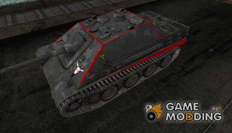 Шкурка для JagdPanther for World of Tanks